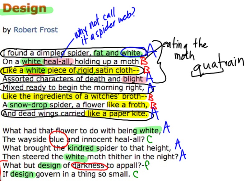 "annotations poem design robert frost Annotation of ""the road not taken"" ] robert frost annotation poet conveys the message that one needed to accept what is unchangable."