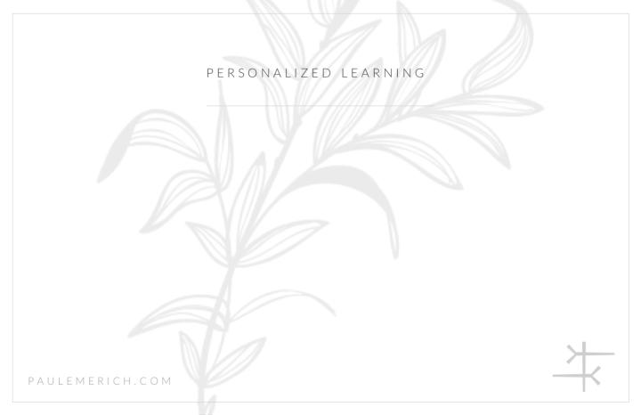 personalization5