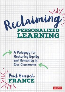 Reclaiming Personalized Learning Cover Art